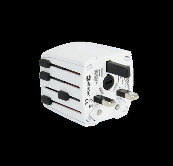 Adapter Podróżny MUV Micro SKROSS